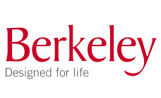 Berkeley new Homes logo
