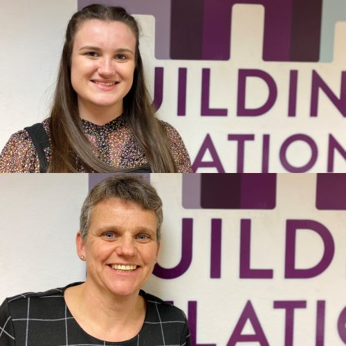 BUILDING RELATIONS EXPANDS ITS TEAM
