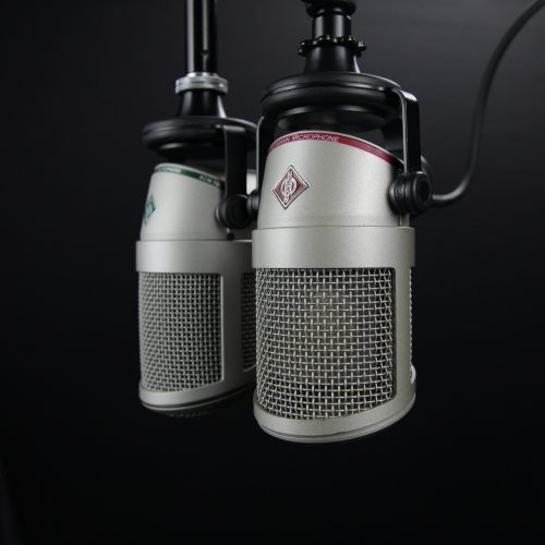 LET'S TALK ABOUT PODCASTS